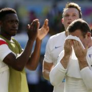 «England RIP» - Rooney & Co. hoffen auf Zukunft (Foto)