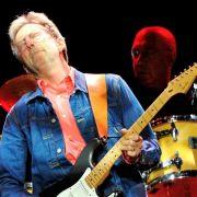 Nur solide: Eric Clapton in Mannheim (Foto)