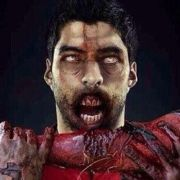 Kannibale Suarez bekommt WM-Rekordstrafe aufgebrummt (Foto)
