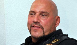 Wenn es nach seinen Rocker-Kumpels geht, soll Frank Hanebuth von den Hell's Angels schleunigst aus dem spanischen Gefängnis entlassen werden. (Foto)