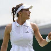«Petko» mit neuen Impulsen in Wimbledon (Foto)