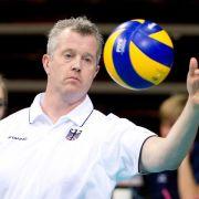 Volleyballer streben zwei Weltliga-Siege in Japan an (Foto)