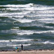 Dem Sommer zum Trotz - Temperaturen im Norden sinken leicht (Foto)