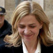 Schwester des spanischen Königs soll auf die Anklagebank (Foto)