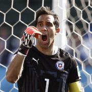 Perfekt: Chiles WM Torhüter Bravo wechselt zu Barça (Foto)