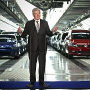 Volkswagen kündigt 677-Millionen-Euro-Investition in Portugal an (Foto)