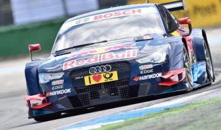 DTM-Fahrer Ekström will Siegersekt am Norisring (Foto)