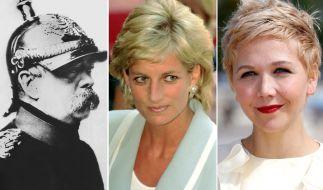 Bismarck, Lady Di und Maggie Gyllenhaal: Sie alle fielen den perfiden Mittelchen der Paparazzi zum Opfer. (Foto)