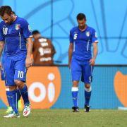«Tag des Scheiterns» - Italien nach K.o. vor Neustart (Foto)