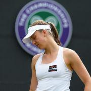 Barthel in zweiter Wimbledon-Runde ausgeschieden (Foto)