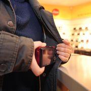 Milliardenschäden durch Ladendiebe (Foto)