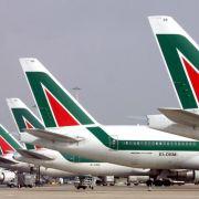 Einstieg von Etihad bei Alitalia vereinbart (Foto)