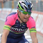 Ulissi nach positiver Dopingprobe suspendiert (Foto)