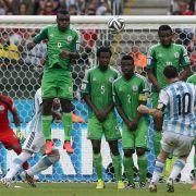Nigeria und Argentinien in K.o.-Runde - Iran raus (Foto)