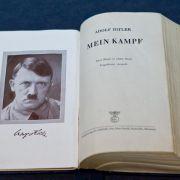 «Mein Kampf» soll auch nach 2015 verboten bleiben (Foto)