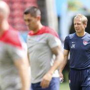 Klinsmann will es DFB-Team «unglaublich schwer machen» (Foto)