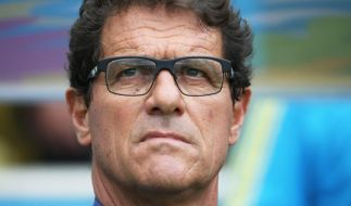 Russlands Coach Capello: «Unterschätze Algerien nicht» (Foto)