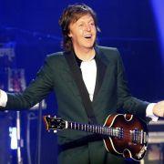 Paul McCartney geht es nach Viruserkrankung besser (Foto)