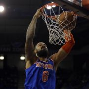 Dallas Mavericks holen Tyson Chandler zurück (Foto)