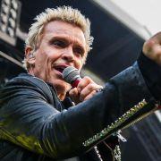 Billy Idol muss Konzert wegen Unwetters verschieben (Foto)