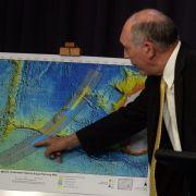 Ermittler:Flug MH370 flog auf Autopilot (Foto)