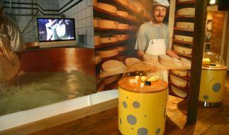 Im Westfalen Culinarium erfahren Besucher allerhand Wissenswertes zu Lebensmitteln. (Foto)