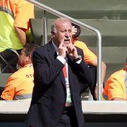 Bericht: Del Bosque bleibt Trainer von Spanien (Foto)