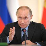 Kreml fordert Verlängerung der Waffenruhe (Foto)