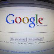 Google beginnt mit Löschung vonSuchergebnissen (Foto)