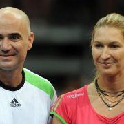 WM-Rivalität im Hause Graf/Agassi (Foto)