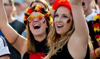 Fanschminke ist oft krebserregend. (Foto)