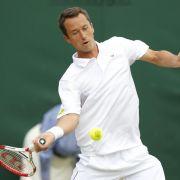 Kohlschreiber in Wimbledon gescheitert (Foto)