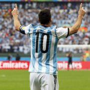 Rückschlag für Messi nach Gala: WM-Aus für Agüero? (Foto)