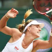 Kerber als dritte Deutsche in dritter Wimbledon-Runde (Foto)