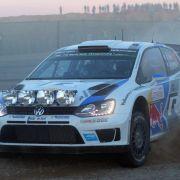 Weltmeister Ogier übernimmt Führung bei Rallye Polen (Foto)
