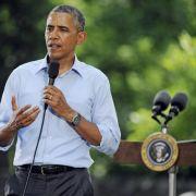 Obama will 500-Millionen-Dollar-Hilfe für syrische Rebellen (Foto)