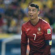 Bitterer Abgang eines Weltstars: Ronaldo kämpft mit den Tränen (Foto)
