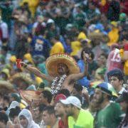 Inzwischen über 51 000 Zuschauer im Schnitt bei WM (Foto)