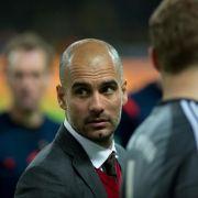 Guardiola würde auch gern mal ein WM-Team trainieren (Foto)