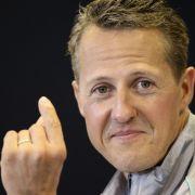 Titanic spottet erneut über Michael Schumacher (Foto)