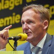 Watzke bereit zur Vertragsverlängerung beim BVB (Foto)