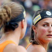 Beachvolleyball: Deutsche Frauen scheitern in Stavanger (Foto)