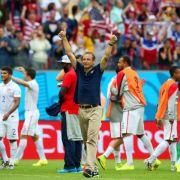 Klinsmann genießt sein US-Sommermärchen (Foto)