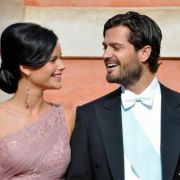 Schwedens Prinz Carl Philip heiratet Ex-Model (Foto)
