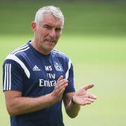 Trainer Slomka: Nationalmannschaft Vorbild für HSV (Foto)