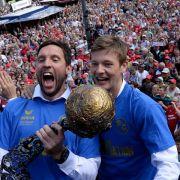 Champions League: Flensburg wieder gegenBarcelona (Foto)