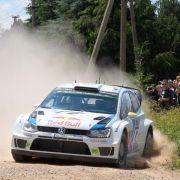 Führungswechsel bei Rallye Polen: Mikkelsen vor Ogier (Foto)