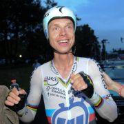 Martin holt trotz Umweg dritten Zeitfahrtitel in Serie (Foto)