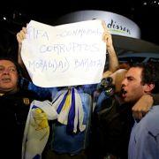 Uruguay will Rache für Suárez-Bann - «Mafia-Ding» (Foto)