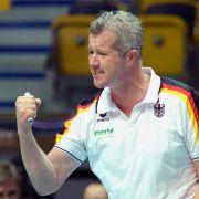 Fünfter Weltliga-Sieg für Volleyball-Männer (Foto)